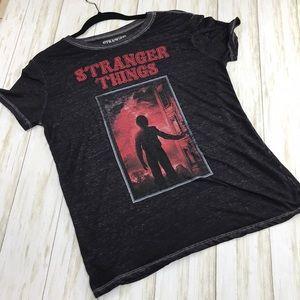 Stranger Things 1st Season T Shirt Size M